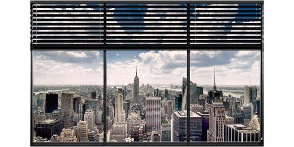 Fotoobraz Výhled na New York