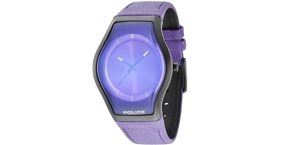 20179d4bda4 Unisex hodinky Police Sphere-X fialové