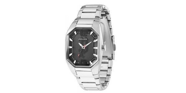 Dámské hodinky Police Octane černý ciferník 9fa41af67e6