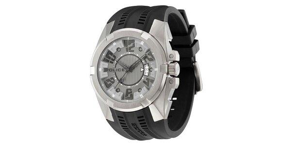 Pánské hodinky Police RADICAL černý řemínek