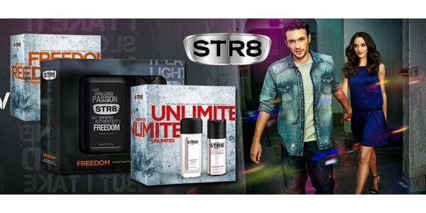 Balíčky pánských deodorantů STR8