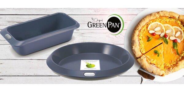 Nepřilnavé pečicí formy GreenPan