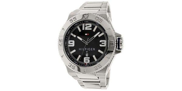 Pánské ocelové hodinky Tommy Hilfiger