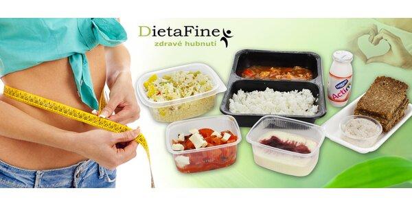 Vyzkoušejte krabičkovou dieta Fine na 5 dní!