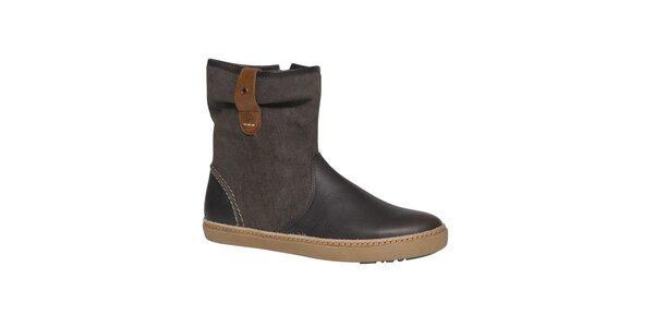 Dámské hnědé boty TBS