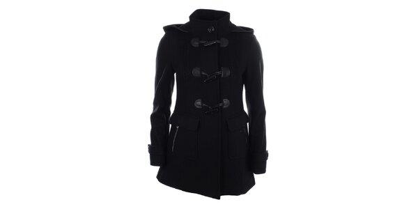 Dámský černý kabátek Halifax