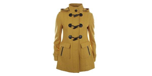 Dámský žlutý kabátek Halifax