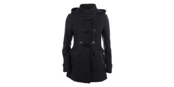 Dámský tmavě šedý kabátek Halifax