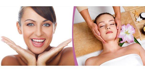 Celkové kosmetické ošetření pleti v délce 60 minut