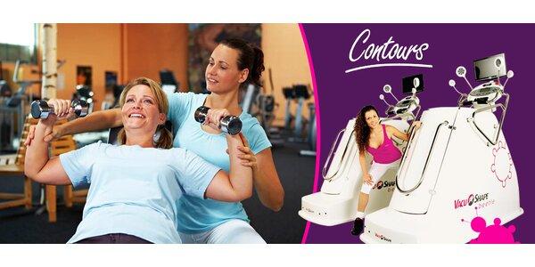 VacuShape, rolletic a týden cvičení ve Fitness Contours