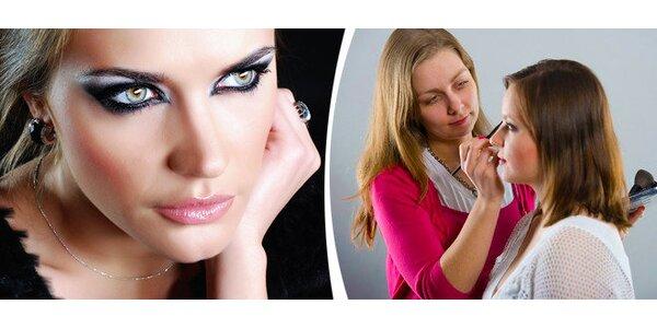 Mějte dokonalý make-up vždy a všude