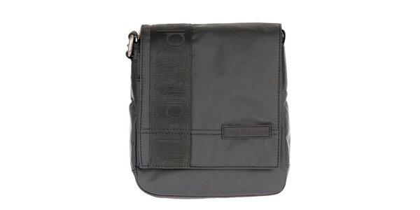 Pánská černá taška přes rameno Calvin Klein