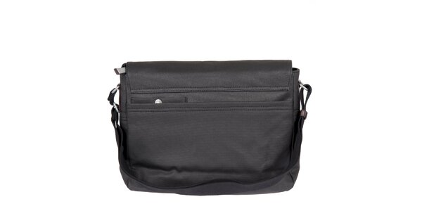 Pánská černá obdélníková taška přes rameno Calvin Klein Jeans