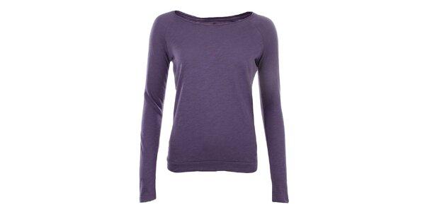 Dámské fialové tričko Timeout