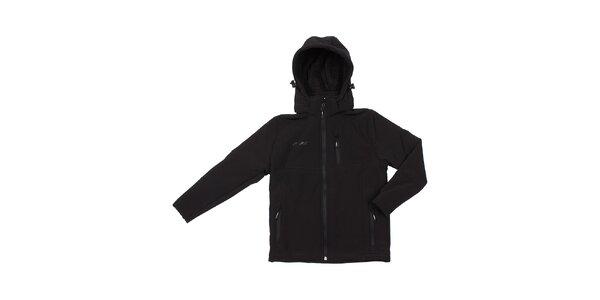 Dámská černá softshellová bunda Utopik