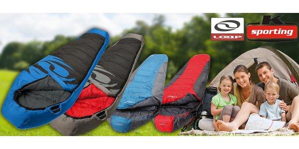 Hřejivé spací pytle LOAP pro děti i dospělé