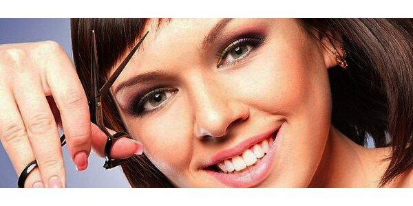 Kompletní střih a masáž hlavy se sérem pro lepší růst vlasů