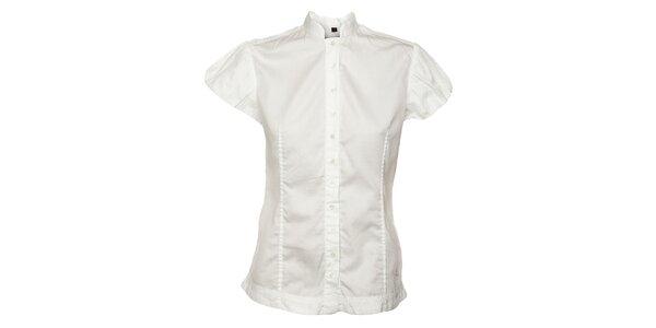 Dámská sněhobílá košile Freesoul