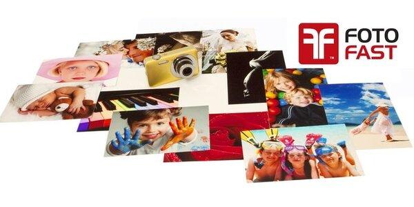 199 Kč za zhotovení 100 fotografií o rozměru 10×15 cm!