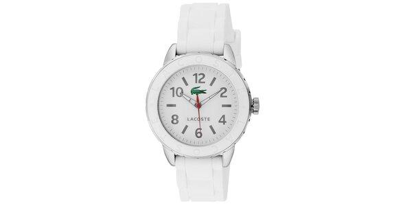 4bb748884fb Dámské hodinky Lacoste Rio bílé