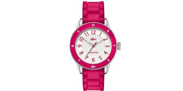 Dámské hodinky Lacoste Rio červené