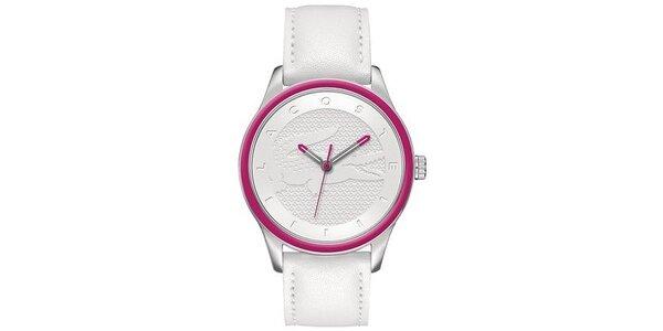 Dámské hodinky Lacoste Victoria bílé