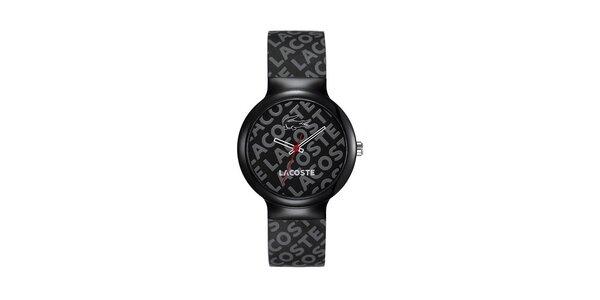 Pánské hodinky Lacoste Goa černo-šedé