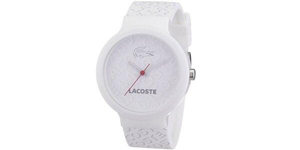Pánské hodinky Lacoste Goa bílé