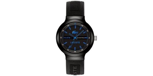Pánské hodinky Lacoste Borneo černo-modré
