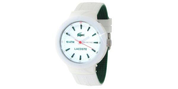 Pánské hodinky Lacoste Borneo bílé