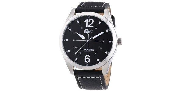 Pánské hodinky Lacoste Montreal černé 0ea494e3139