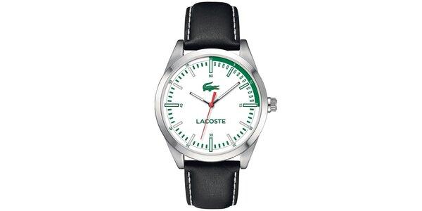 bda819e79ab Pánské hodinky Lacoste Montreal černé se zeleným