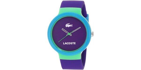 Dámské hodinky Lacoste Goa modré 3a99bc964ad