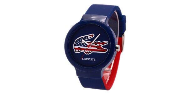 Unisex hodinky Lacoste Goa modré