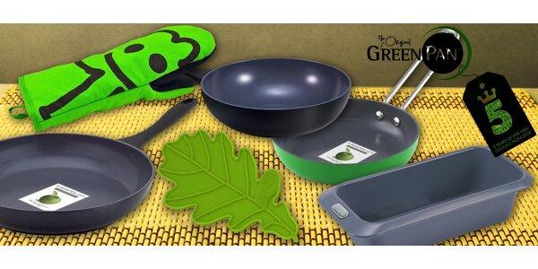 Limitovaná sada pánví a pomůcek GreenPan Family