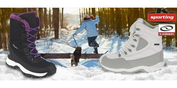 Dámské zimní boty LOAP do města i na outdoor
