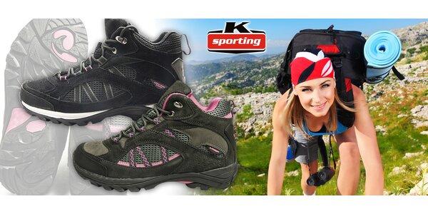 Dámské vysoké outdoorové boty Loap Kango
