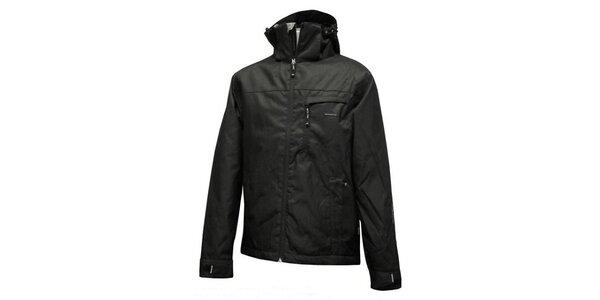 Pánská černá voděodolná bunda Envy