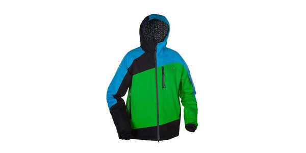 Pánská barevná snowboardová bunda Envy
