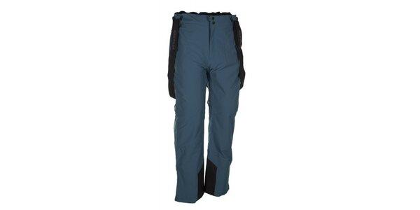 Pánské modré lyžařské kalhoty se šlemi Envy