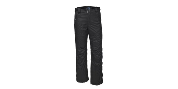 Dámské černé lyžařské kalhoty Envy
