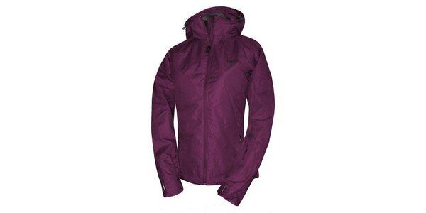 Dámská fialová lyžařská bunda Envy