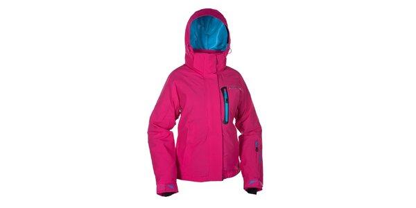 Dámská růžová bunda na lyže Envy