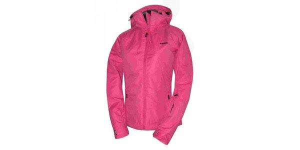 Dámská růžová zimní bunda Envy