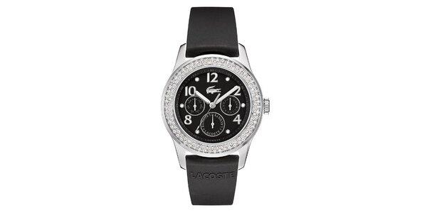 Dámské hodinky se silikonovým páskem Lacoste