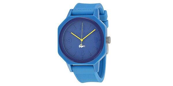 Dámské modré hodinky Lacoste