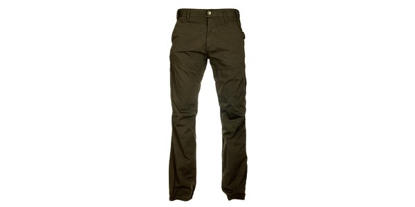 Pánské khaki kalhoty Freesoul