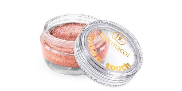 Pěnové oční stíny Moon Touch č.12 - lososová 4,9 g