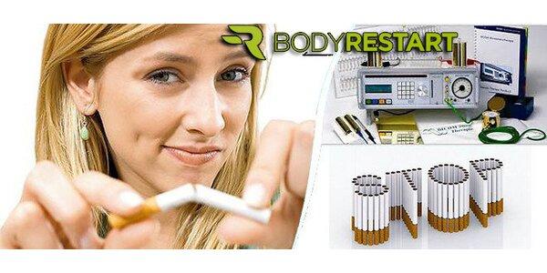 Odvykání kouření - biorezonanční terapie