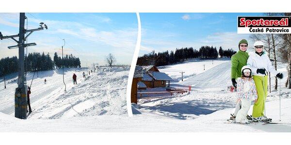 Skipas do areálu České Petrovice - Orlické hory